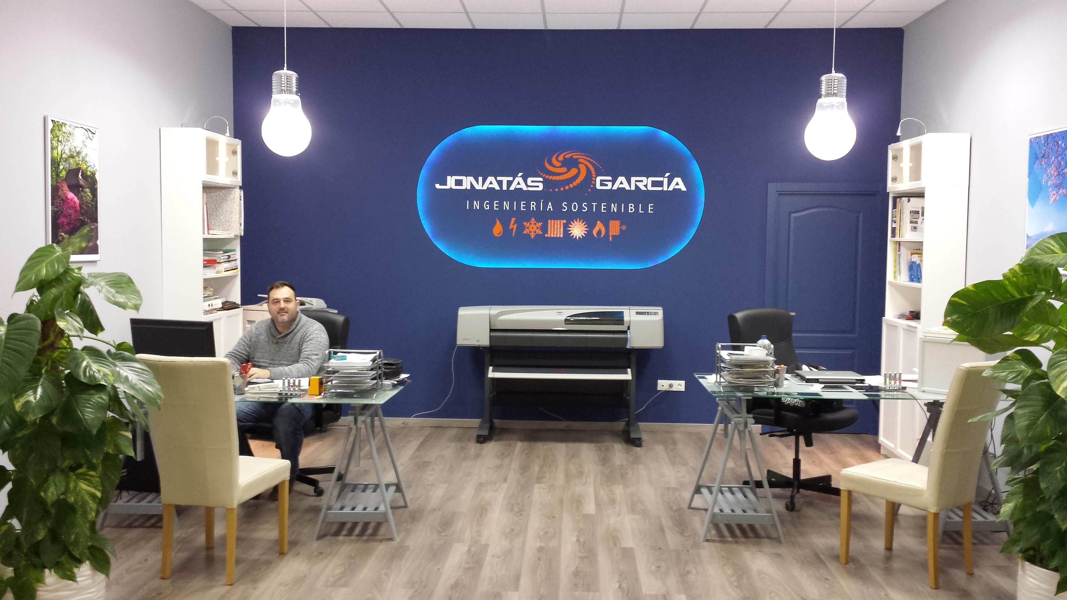 Interior Jonatas Garcia Instalaciones en Málaga